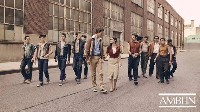 Primeras imagen del remake de West Side Story