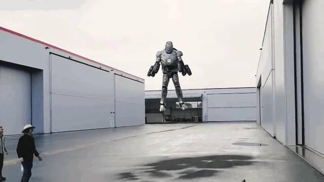 Adam Savage es el nuevo Tony Stark: ha diseñado su propio traje de Iron Man
