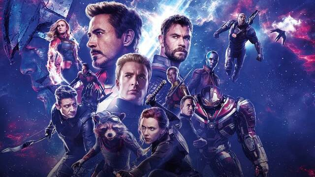 Vengadores: Endgame se reestrenará en cines con material inédito