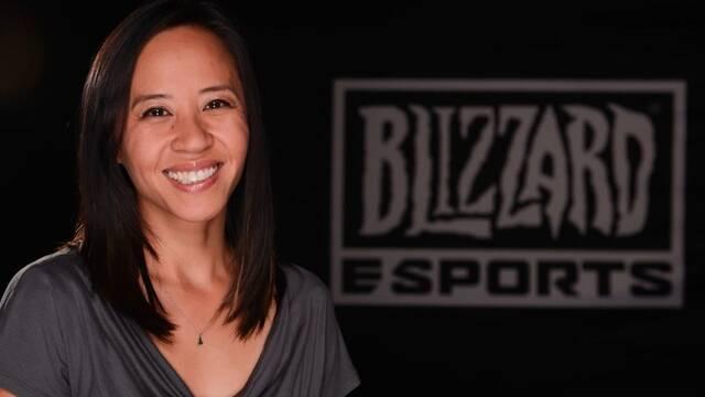Kim Phan, directora de esports de Blizzard, se va de la compañía