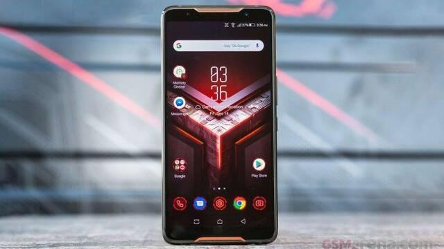 Rumor: El ASUS ROG Phone 2, el teléfono para jugar de Asus, se presentará el 23 de julio