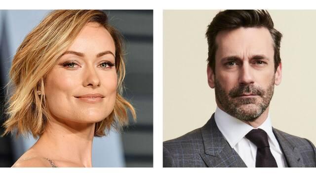 Clint Eastwood ficha a Olivia Wilde y Jon Hamm para su nueva película