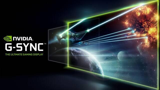 NVIDIA ya trabaja en monitores Mini LED con G-SYNC Ultimate HDR