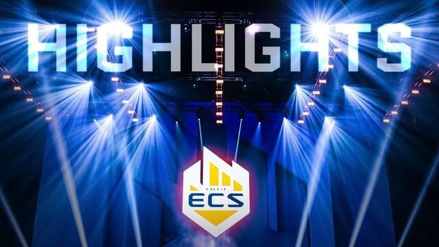 Las mejores jugadas de las finales de la ECS Season 7