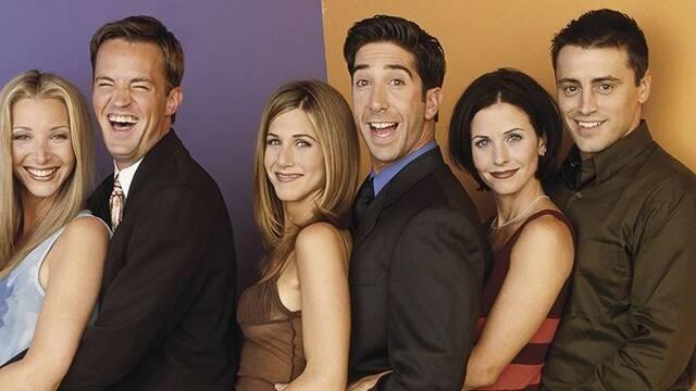 Netflix España anuncia que Friends 'se queda'