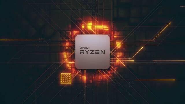 El AMD Ryzen 5 3600 rinde a la par del Intel Core i7-9700K en el benchmark Cinebench