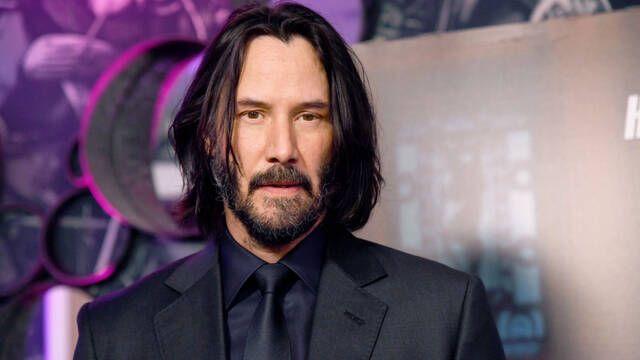 Keanu Reeves tendría un pie en Marvel: ha hablado con Kevin Feige