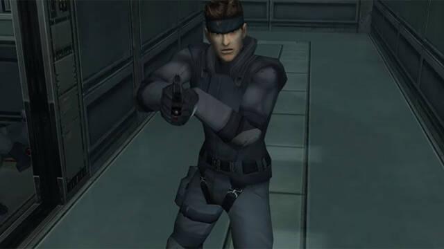 Así se ve Metal Gear Solid remasterizado a 4K gracias a una IA