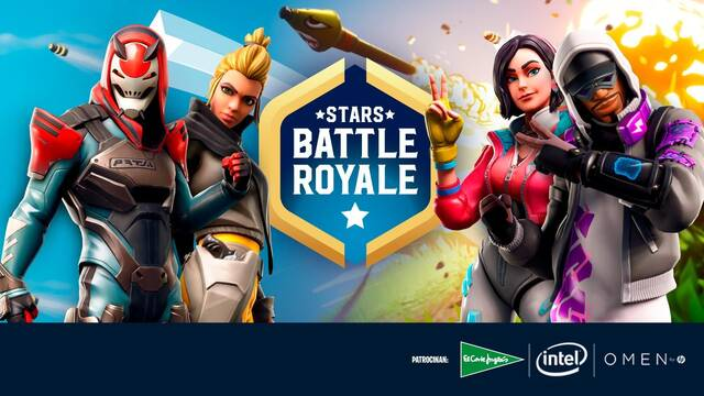 Gamergy: Sigue en directo el Stars Battle Royale de Fortnite