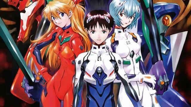 Ya disponible en Netflix el mítico anime Evangelion