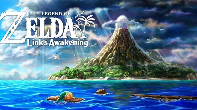 Comparativa gráfica: Zelda Link's Awakening en Switch vs  Game Boy