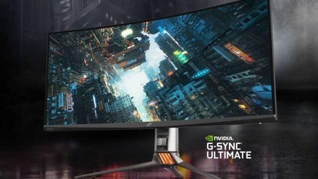 """Ya puedes reservar el nuevo monitor de ASUS ROG de 35"""" por 2699 libras"""