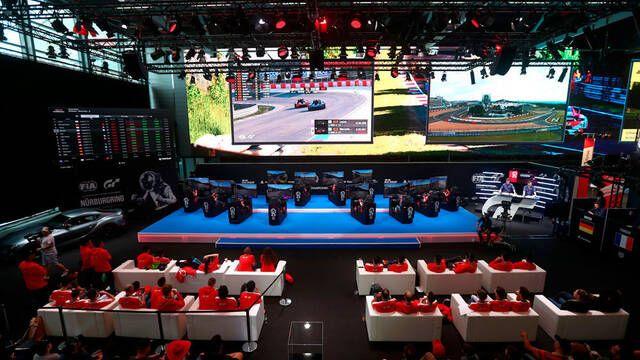 El español Coque López rozó la victoria en el World Tour 2019 de Gran Turismo Sport