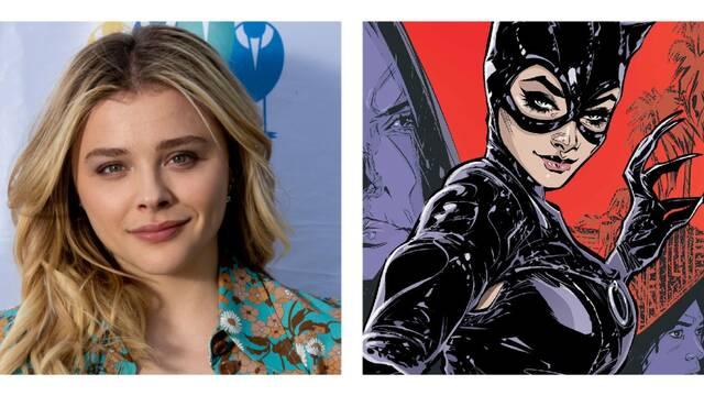 Batman: Chloë Grace Moretz podría ser la nueva Catwoman