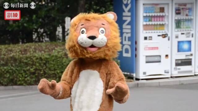 El trabajo de mi vida: Disfrazarme de león y que este zoo intente atraparme
