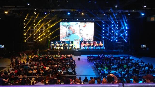Gamergy 10 reunió a más de 61.000 personas batiendo récords