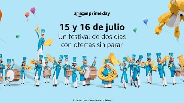 El Amazon Prime Day 2019 será el 15 y 16 de julio