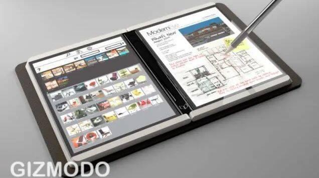 Microsoft desarrolla una Surface de doble pantalla y compatible con aplicaciones Android