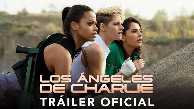 La nueva película de Los Ángeles de Charlie muestra su primer tráiler
