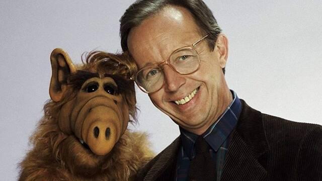 El adiós a Max Wright, que fue el padre de familia en la serie ALF