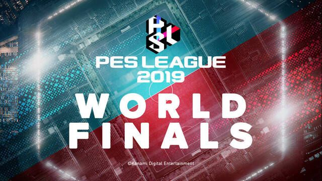 EN DIRECTO: PES LEAGUE 2019 WORLD FINALS