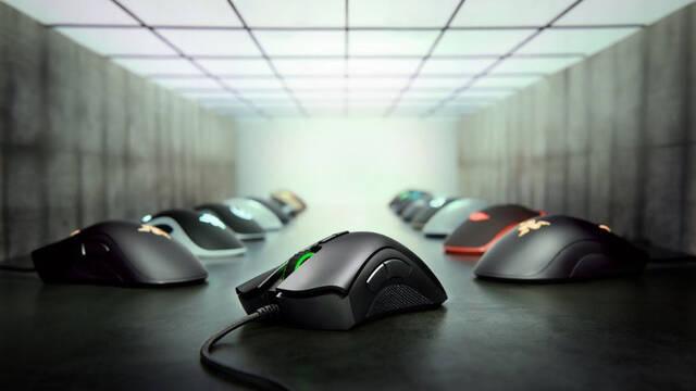 El ratón Razer DeathAdder logra vender 10 millones de unidades