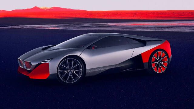 Hans Zimmer pondrá la banda sonora del coche eléctrico BMW Vision M Next