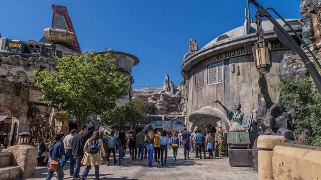 Así es Star Wars: Galaxy's Edge, la nueva y espectacular zona de Disneyland