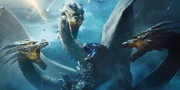 Godzilla domina la taquilla de EEUU por debajo de lo esperado