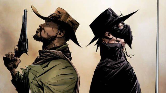 Tarantino quiere hacer la película de su cómic de Django y El Zorro