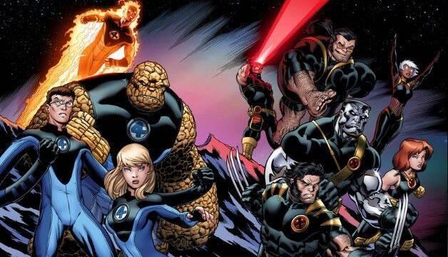 X-Men, Deadpool, 4 Fantásticos y Daredevil iban a estar juntos en una peli