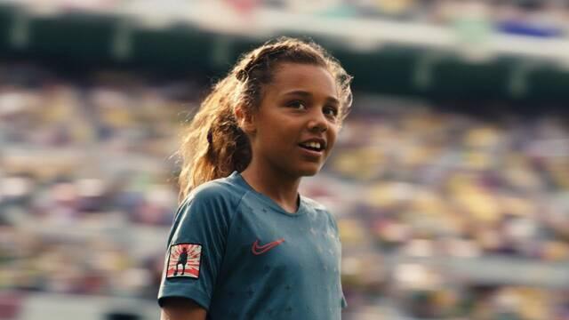 El espectacular anuncio de Nike para el Mundial de Fútbol Femenino