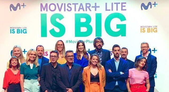 Movistar+ Lite irrumpe en el mercado de streaming por 8 euros al mes