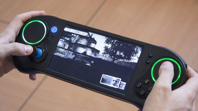 E3 2019: Smach Z, el PC 'consola portátil' español mostrará su versión final