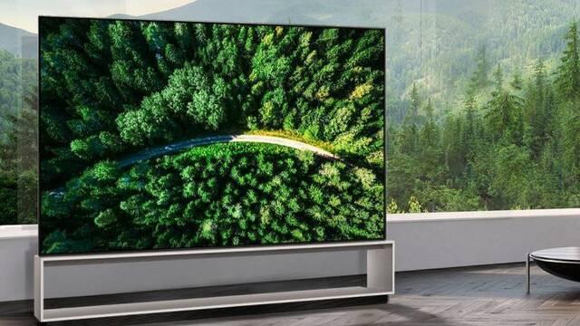 LG comenzará a vender televisores OLED 8K esta semana