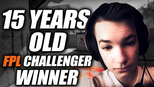 Así juega oBo, el jugador de CS:GO que asombra al mundo con 15 años
