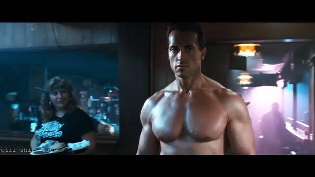 Así habría sido Terminator 2 interpretada por Sylvester Stallone