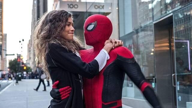 Spider-Man: Lejos de casa presenta su póster y nuevas imágenes
