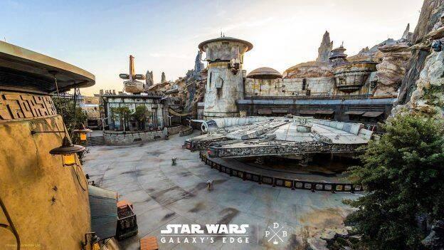 No podremos hacer cosplay en el parque Star Wars: Galaxy's Edge