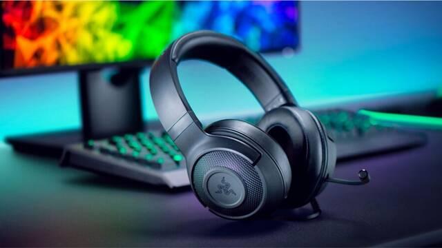 Razer presenta sus nuevos auriculares Kraken X