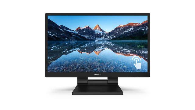 """242B9T, el nuevo monitor táctil de Philips de 24"""""""