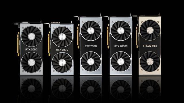 Rumor: Las NVIDIA GeForce RTX 2080 Super, 2070 Super y 2060 Super llegarán en julio