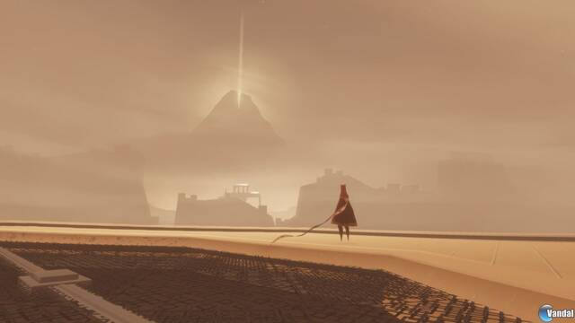 Comparativa gráfica: Journey en PS3, PS4 y PC