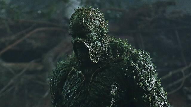 DC cancela Swamp Thing tras su primera temporada
