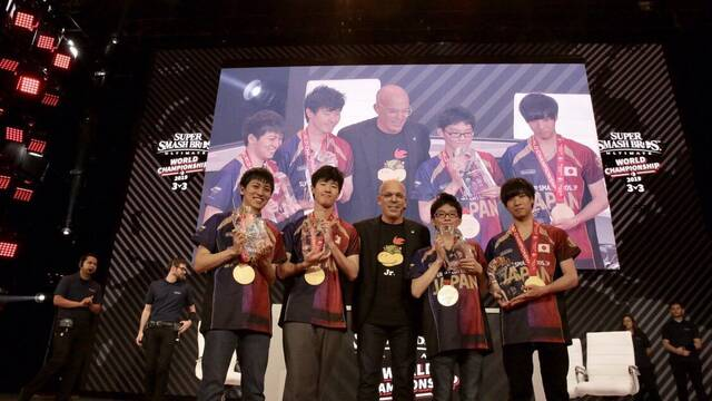 E3 2019: Japón gana el Smash Bros. Ultimate World Championship 2019