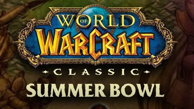 Blizzard presenta su primer torneo de esports de World of Warcraft: Classic, el Summer Bowl