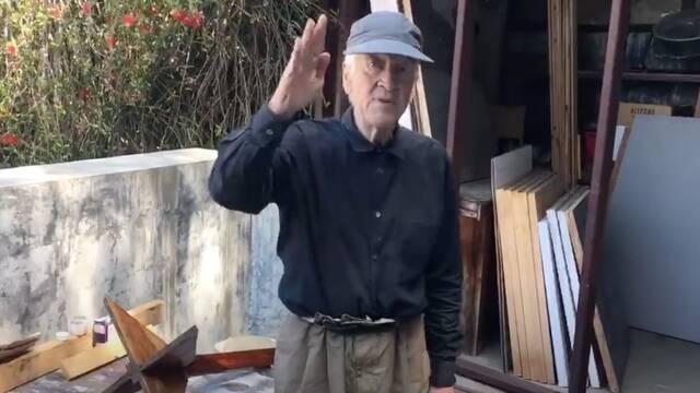 David Lynch estrena una serie en YouTube sobre su cuarentena