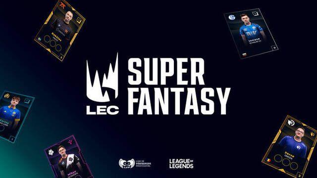 LVP y Riot lanzan LEC SuperFantasy, el nuevo juego para aderezar la LEC