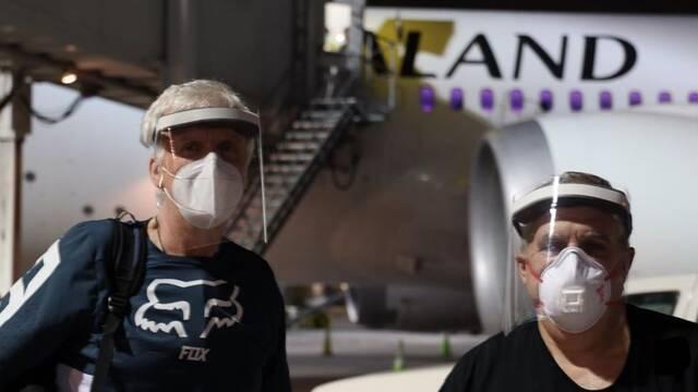 Avatar 2: James Cameron, Jon Landau y el equipo regresa a Nueva Zelanda