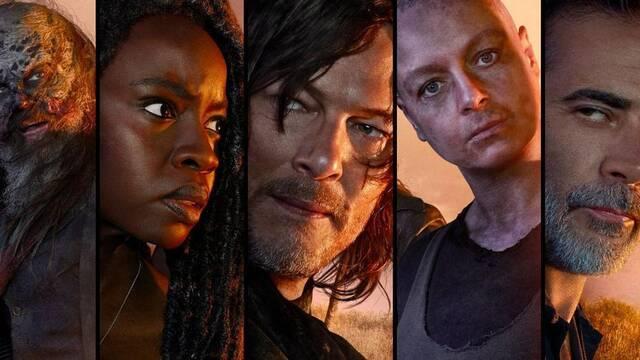 The Walking Dead: La temporada 10 ha sido la serie más vista en la televisión por cable